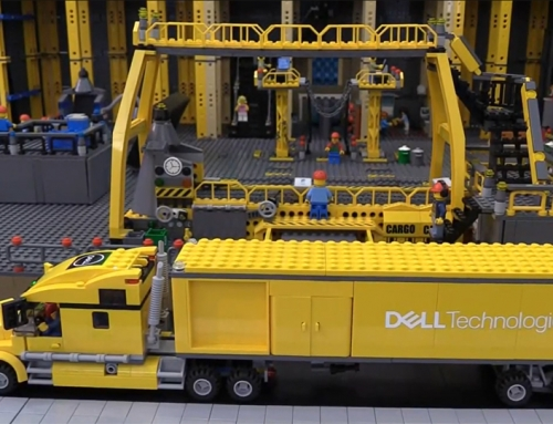 Dell LEGO factory